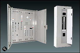 Low Voltage Switchboards, Panelboards & Meter Boards